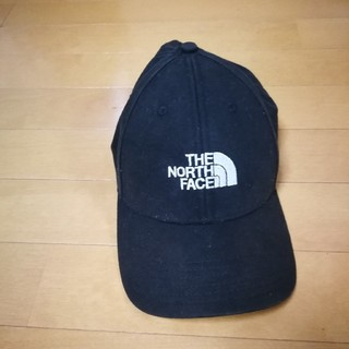 THE NORTH FACE - THE NORTH FACE(黒)キャップ 1点