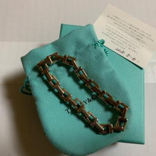 Tiffany & Co. - Tiffany&Co. Tチェーン ブレスレット