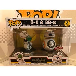 Disney - FUNKO POP! スターウォーズ D-0 BB-8セット限定版
