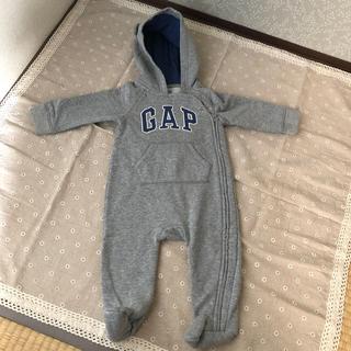 babyGAP - babyGAP カバーオール裏起毛70cm