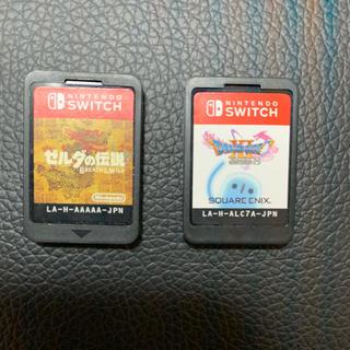 ニンテンドースイッチ(Nintendo Switch)のドラゴンクエストⅪ S 過ぎ去りし時を求めて ドラクエ11S ゼルダの伝説(家庭用ゲームソフト)
