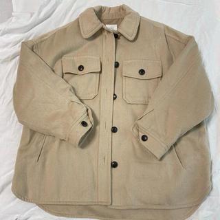 ローリーズファーム(LOWRYS FARM)のLOWRYS FARM シャツジャケット(その他)