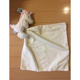 ボンポワン(Bonpoint)のジェリーキャット ぬいぐるみブランケットタオル(ぬいぐるみ/人形)