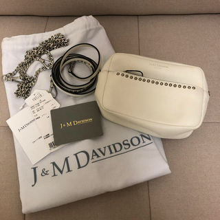ジェイアンドエムデヴィッドソン(J&M DAVIDSON)の【こはる様専用】J&M DAVIDSON(ジェイアンドエム デヴィッドソン)(ショルダーバッグ)