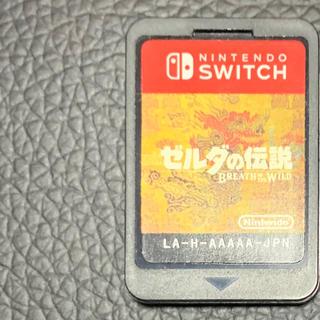 ニンテンドースイッチ(Nintendo Switch)のゼルダの伝説 ブレス オブ ザ ワイルド(家庭用ゲームソフト)