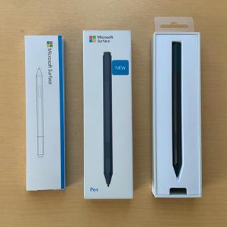 マイクロソフト(Microsoft)のSurface pen  EYU-00023 コバルトブルー サーフェスペン(PC周辺機器)