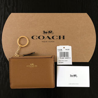 COACH - 【ギフトボックス 付】コーチ パスケース コインケース ハワイ COACH