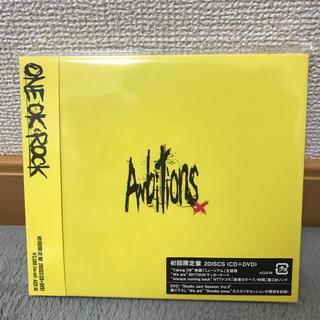 ワンオクロック(ONE OK ROCK)のONE OK ROCK Ambitions(ミュージック)
