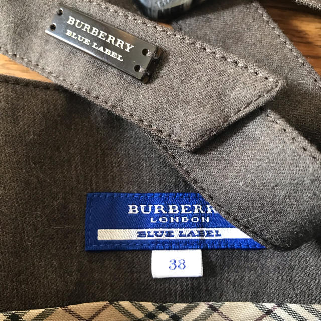 BURBERRY BLUE LABEL(バーバリーブルーレーベル)の✴︎リリママさん専用✴︎BURBERRY BLUE LABEL  レディースのパンツ(キュロット)の商品写真