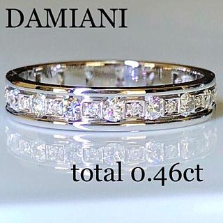 Damiani - ダミアーニ ベルエポック ダイヤモンド エタニティ K18WG リング