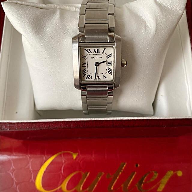 カルティエ 時計 レディース の通販