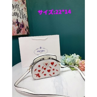 クリスチャンディオール(Christian Dior)のpradaショルダーバッグ(ショルダーバッグ)