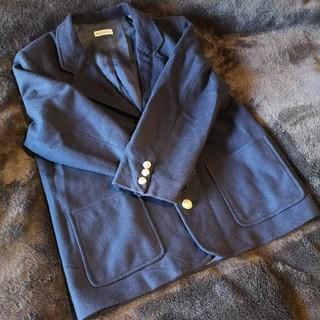 ギャップ(GAP)の【ミリタリー好きに】ロシア製 オールドGAP ウールジャケット 紺ブレ 激レア(テーラードジャケット)
