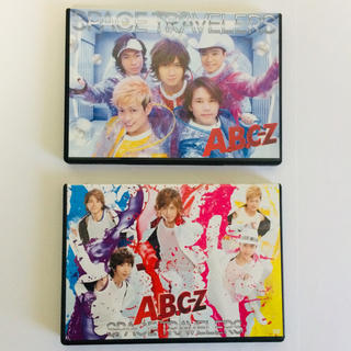 A.B.C.-Z - A.B.C-Z SPACE TRAVELERS DVD+CD & 劇場限定DVD