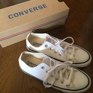 CONVERSE - コンバース ネクスター ローカットスニーカー 白