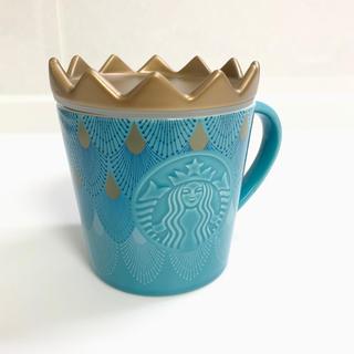 スターバックスコーヒー(Starbucks Coffee)のスターバックス💛新品💛台湾限定スタバマグカップ(グラス/カップ)