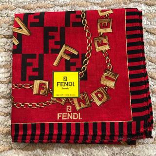 フェンディ(FENDI)のFENDI ハンカチ(ハンカチ)