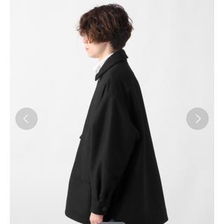 ハレ(HARE)のHARE オーバーサイズグレーシャツジャケット(ブルゾン)