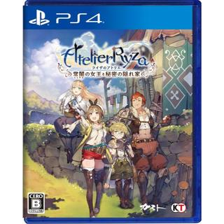 PlayStation4 - ライザのアトリエ 常闇の女王と秘密の隠れ家