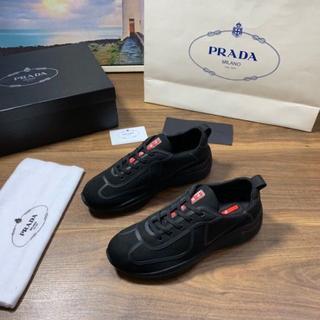 プラダ(PRADA)のprada スニーカー(スニーカー)