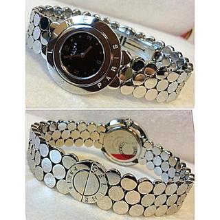 セリーヌ(celine)の希少‼️美品‼️ CELINE  セリーヌ デザインブレス レディース 腕時計(腕時計)