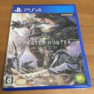 モンスターハンター:ワールド PS4(家庭用ゲームソフト)