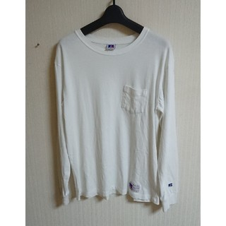 シップス(SHIPS)のラッセル×シップス ロングTシャツ(Tシャツ/カットソー(七分/長袖))