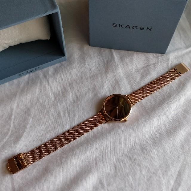 SKAGEN(スカーゲン)の時計 レディース スカーゲン SKAGEN  レディースのファッション小物(腕時計)の商品写真