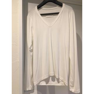 マルタンマルジェラ(Maison Martin Margiela)のマルジェラ VネックTシャツ(Tシャツ(長袖/七分))