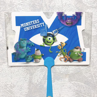 ディズニー(Disney)のMONSTERS UNIVERSITY(キャラクターグッズ)