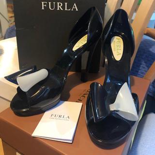 Furla - FURLA♡キャンディパンプス♡リボンパンプス♡フルラ♡未使用レベル美品♡送料込