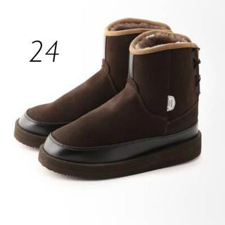 アパルトモンドゥーズィエムクラス(L'Appartement DEUXIEME CLASSE)のL'Appartement 【SUICOKE/スイコック】ムートンブーツ 24(ブーツ)