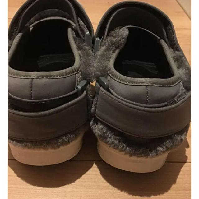 JEANASIS(ジーナシス)のジーナシス  jeanasis ファースニーカー ハイテク ダッドスニーカー  レディースの靴/シューズ(スニーカー)の商品写真