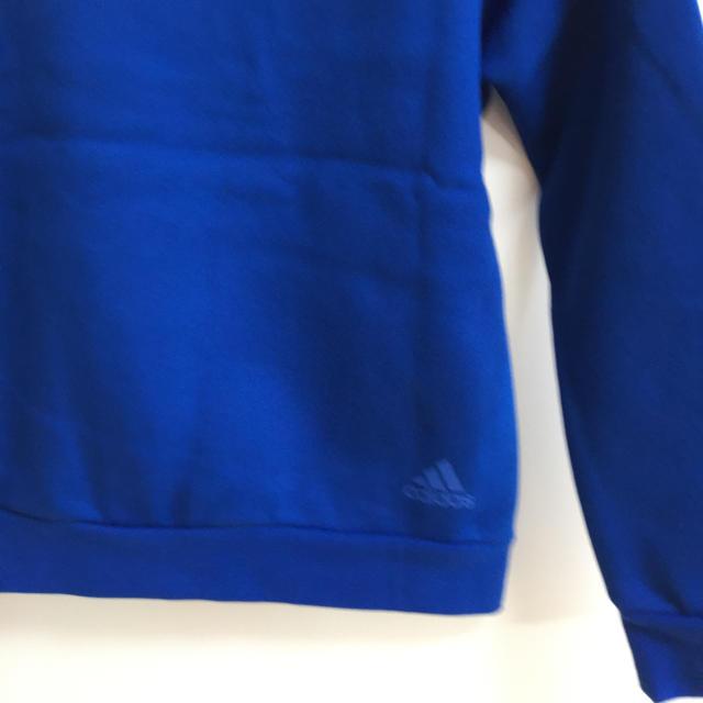 adidas(アディダス)の新品❤️adidas 裏起毛 140 キッズ/ベビー/マタニティのキッズ服 男の子用(90cm~)(Tシャツ/カットソー)の商品写真