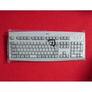 エヌイーシー(NEC)の 【PC/NEC】新品/未使用・USBキーボード・KU-1003/Windows(PC周辺機器)