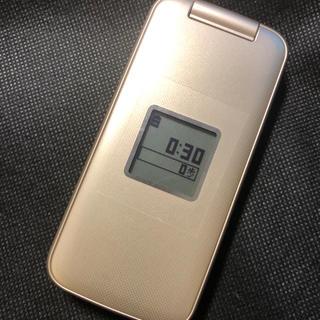 富士通 - 携帯 docomo f-02j