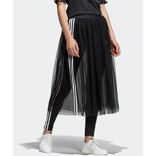 アディダス(adidas)のアディダス オリジナルス メッシュ チュール スカート DX3696(その他)