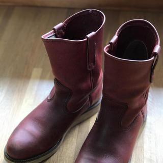 レッドウィング(REDWING)のレッドウィングペコスブーツ 26センチ(ブーツ)