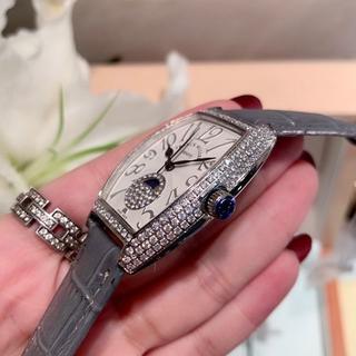 FRANCK MULLER - FRANCK MULLER フランクミュラー 腕時計 クォーツ 新品同様 人気