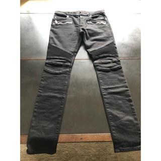 バルマン(BALMAIN)のバルマンBALMAIN パンツ ブラック ジーンズ サイズ30(デニム/ジーンズ)
