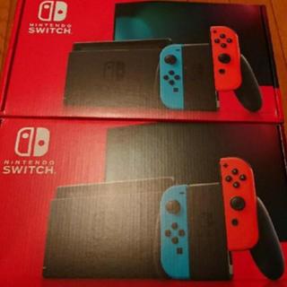 Nintendo Switch - 新型 任天堂スイッチ 2台