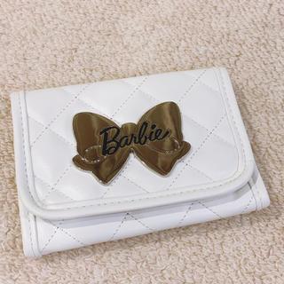 バービー(Barbie)のお財布 バービー Barbie ホワイト(財布)