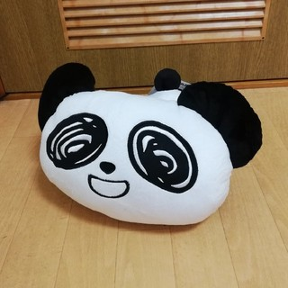 タイトー(TAITO)のさくさくぱんだ寝そべりぬいぐるみ(キャラクターグッズ)