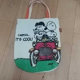 SNOOPY - SNOOPY トートバッグ
