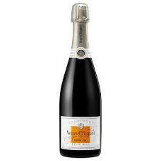 モエエシャンドン(MOËT & CHANDON)のヴーヴ・クリコ ホワイトラベル 新品送料無料(シャンパン/スパークリングワイン)