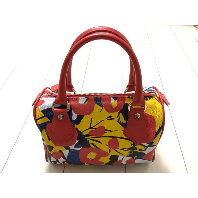 Vivienne Westwood(ヴィヴィアンウエストウッド)のVivienne Westwood ハンドバッグ 新品 レディースのバッグ(ハンドバッグ)の商品写真