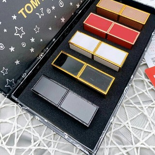 TOM FORD - 口紅 5本 セット プレゼント Tom Ford