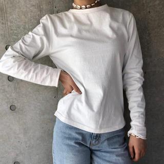 シールームリン(SeaRoomlynn)のサーマルネック Tシャツ(Tシャツ(長袖/七分))