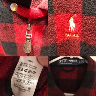 ラルフローレン(Ralph Lauren)のPalace x ラルフローレン Buffalo Plaid jk(ブルゾン)