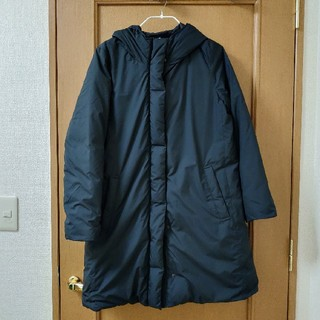 ムジルシリョウヒン(MUJI (無印良品))の美品 無印良品 オーストラリア ダウンコート ジャケット ジャンパー Lサイズ(ダウンコート)